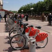 French bike rental system shows promise