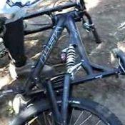 3 bikes stolen: Jamis, Kona, Yeti