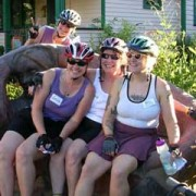 Calling all women on bikes!
