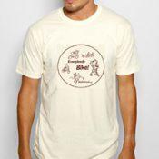 """Everybody Bike!"" T-shirt by Carye Bye"