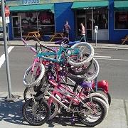 Zoobomb bikes get pink slipped