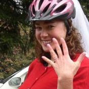Report from a bike wedding