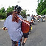 Another view of Critical Mass