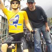 Locals report on bike adventures abroad