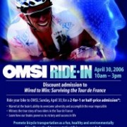 OMSI gives 2-for-1 for biking