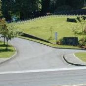 Safety concerns may close popular cemetery route