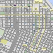 Pedalpalooza Parade route and advisory