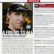 Local shop profiled in Bicycling Magazine