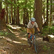 Work starts this weekend on new Forest Park MTB trail