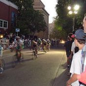 Catch crit action downtown tomorrow night