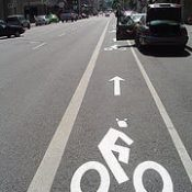 Are bike lanes a haven or a hazard?