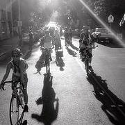 Are cyclists heroes?