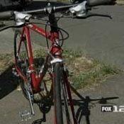 Update:  A big week for bike theft