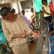 CCC will donate bikes to Ghana