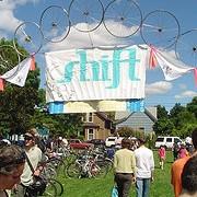 Shift celebrates four years of bike fun