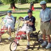 New program gets seniors cycling (and smiling)