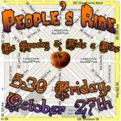 Spooky bike fun begins tonight