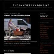 Portlander starts Bakfiets Blog