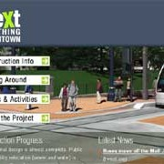 New Portland Mall project site has tips for cyclists