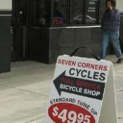 New location for Seven Corners Cycles