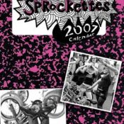 Sprockettes update and a sneak peek at '07 calendar