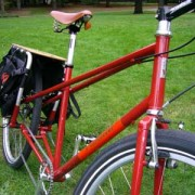 Vanilla goes long with new Xtracycle frame