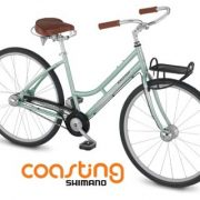 Exclusive Shimano Coasting photos and details