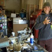 In the shop with…Tony Pereira