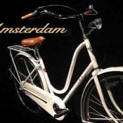 Updated: Win an Electra Amsterdam in this month's raffle!