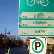 Portland's bike boulevard bonanza