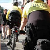 Guest post: Why cops ride on sidewalks