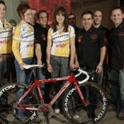 Local company backs pro team, plans bike symposium