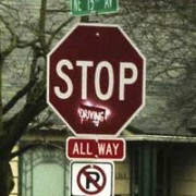Changing stop sign laws could hurt more than help