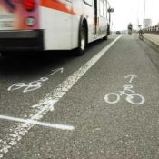 Bikes to get more breathing room on Hawthorne Bridge approach