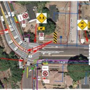 North Portland intersection slated for new bike/ped median