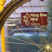 Take TriMet's online Bikes on MAX survey