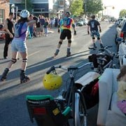 Updated: Last Thursday fracas raises carfree question