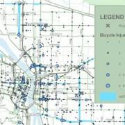 Behind bike crash data; an interview with Greg Raisman