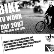 City gears up for Bike to Work Day