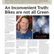 Euro trade mag features BikePortland comments