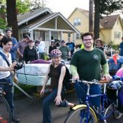 Weekend recap: bike move, path clean-up and more!