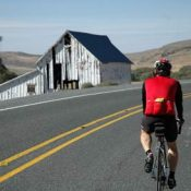 Life imitates art on Cycle Oregon