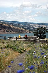 Pedaling toward a dream on the Historic Columbia River Highway