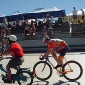 Six Day Championships heat up local velodrome
