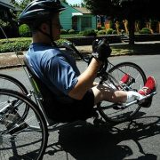 Gaining the handcycle perspective