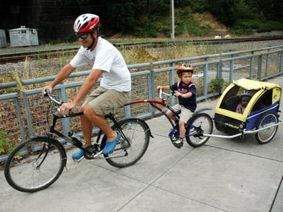 Options for the perfect family bike - BikePortland.org