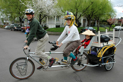 Options For The Perfect Family Bike Bikeportland Org