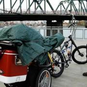 Meet Smokey Box; advocate, bike tourer, piano player