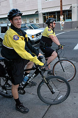 Bike patrol officers to receive community policing award
