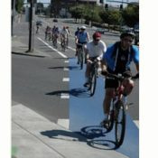 Color, legal issues remain for new bike boxes